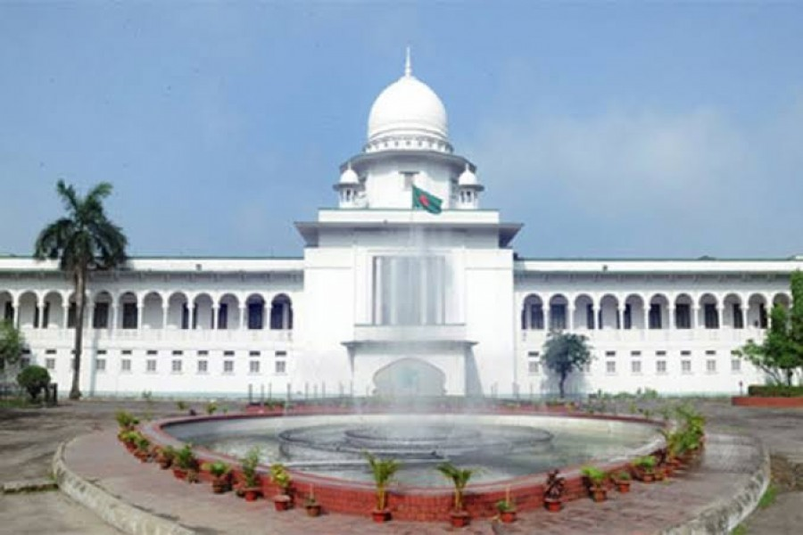 Chaos by pro-BNP lawyers disrupts judicial activities at SC