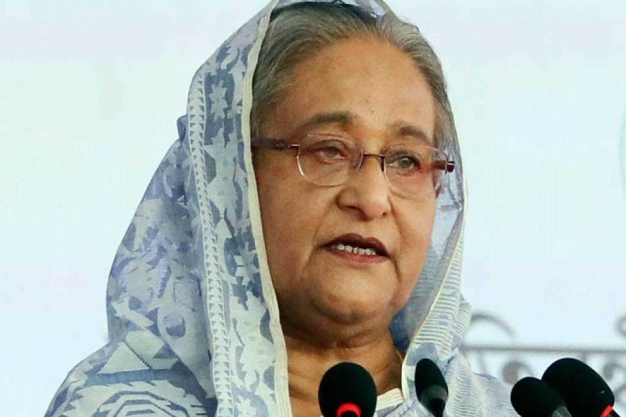 PM urges all to change mindset towards people with disabilities