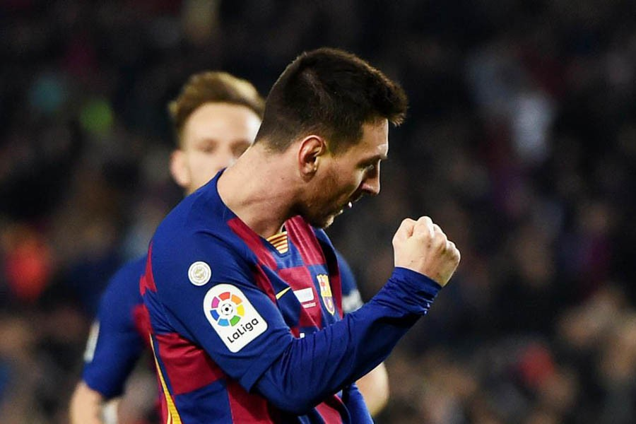 'MSG' on target as Barca regains top spot