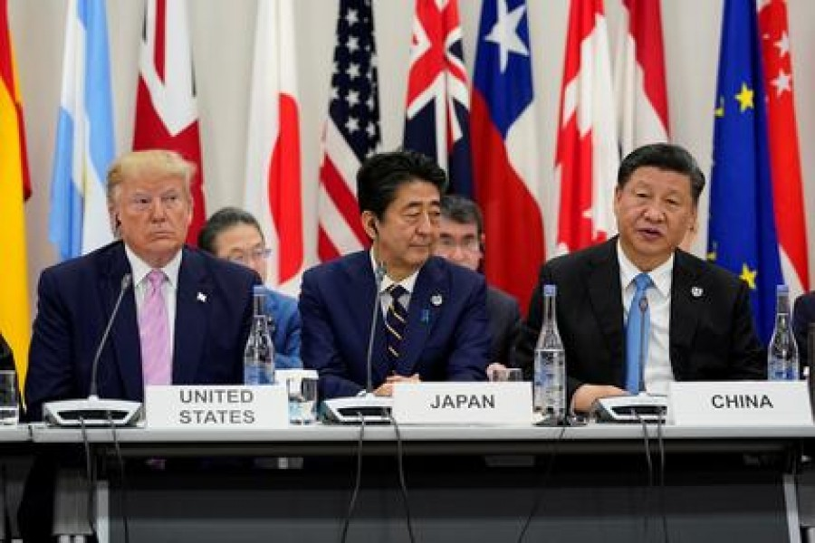 Threat of G20 protectionism to global trade
