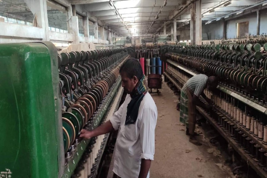 Jute mills operational as workers postpone strike