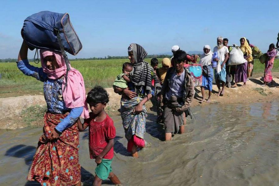 Amnesty for sharing responsibility to ensure education for Rohingya children