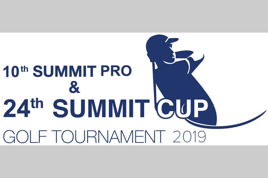 10th Summit Professional, 24th Summit Cup Golf Tournament begins