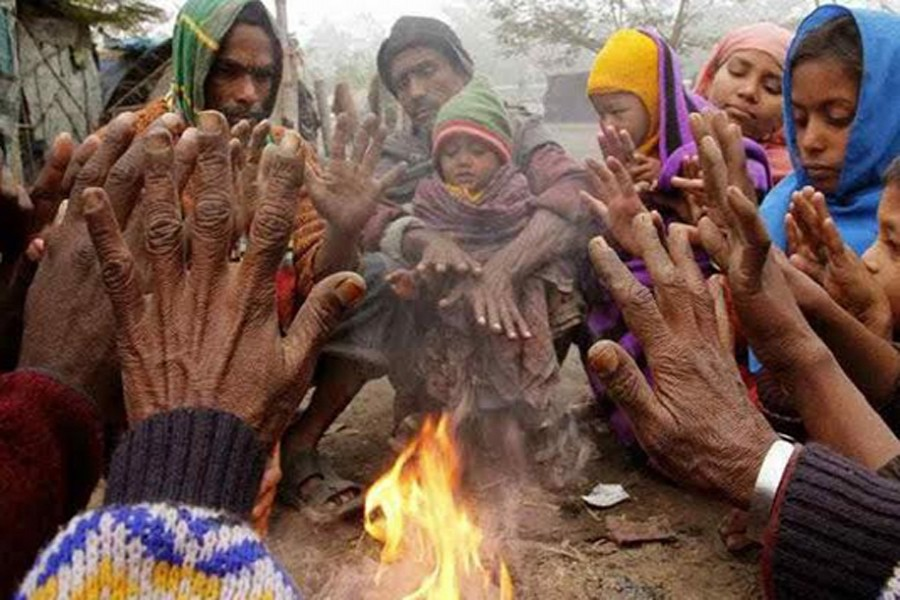 Severity of cold wave worsens in northern districts