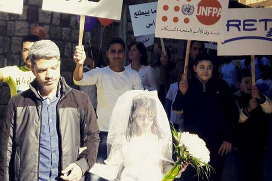Child marriages unlikely to end by UN's 2030 deadline