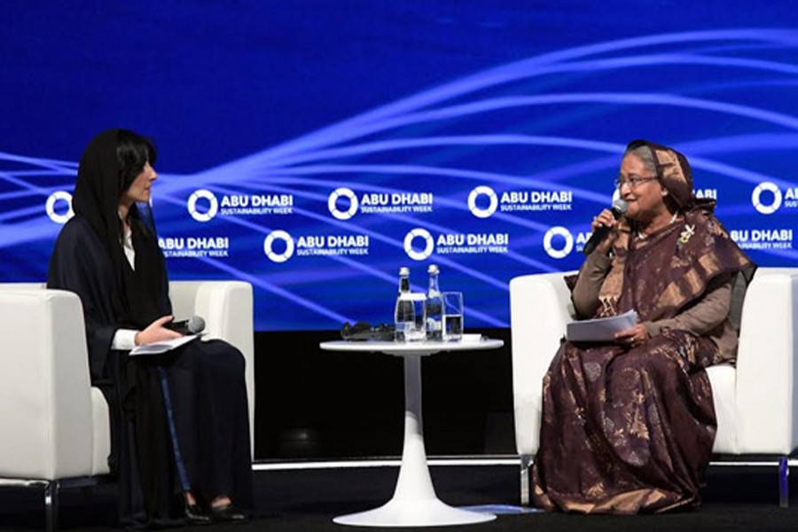 BD on right track to attain SDGs: PM