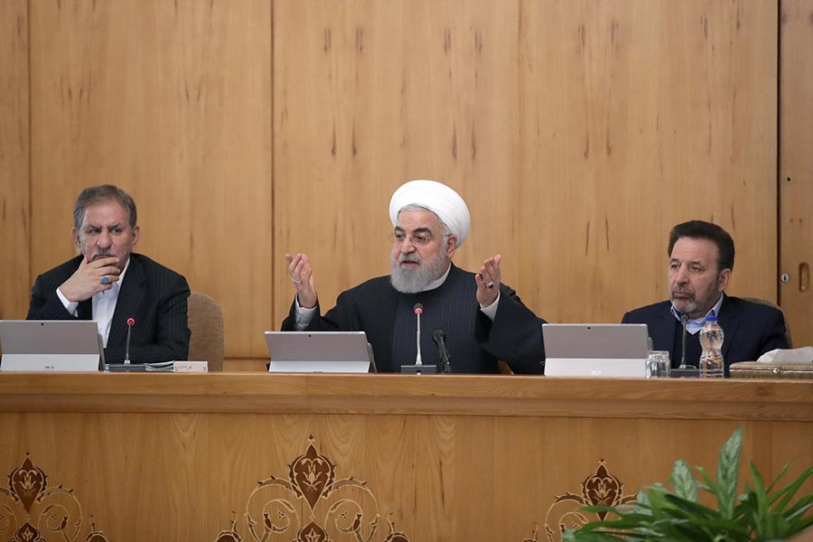 Iran rejects idea of a new deal in nuclear row