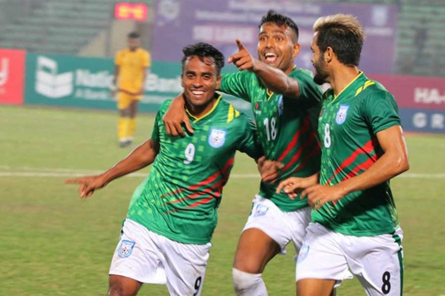 Bangladesh reaches Bangabandhu Gold Cup semifinals
