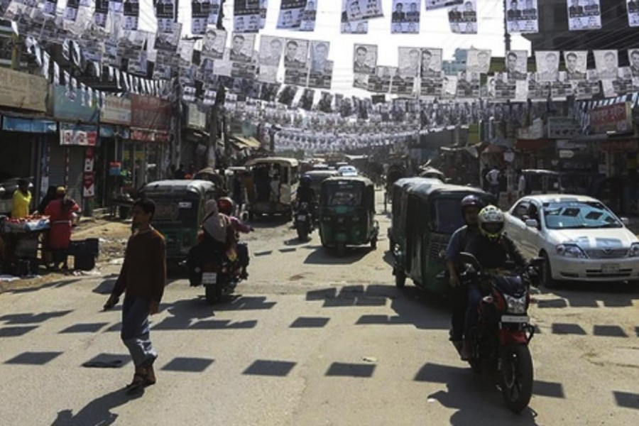 Dhaka elections: No motorcycles on polls day