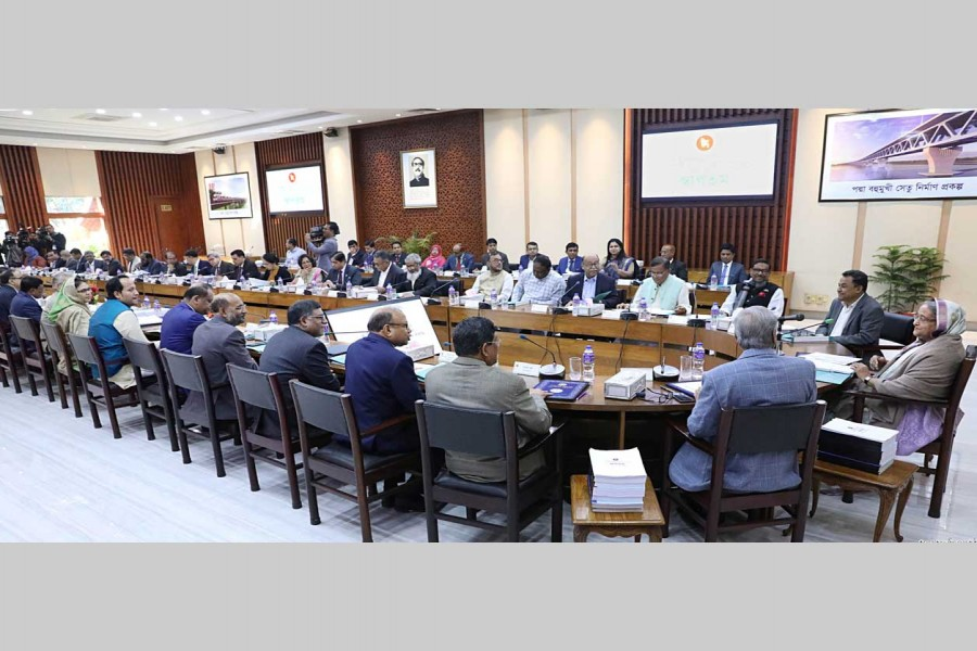 ECNEC okays TK 205.26b project to establish 329 technical school and colleges