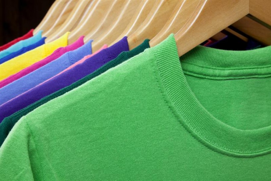 Boosting apparel export to China