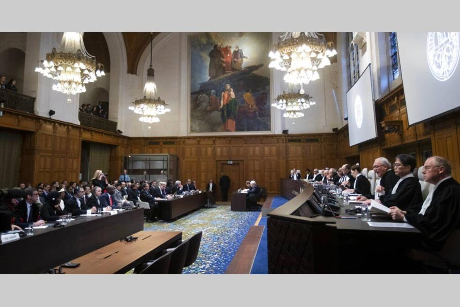 It's victory for humanity: FM about ICJ order