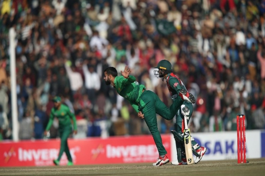 Tigers post 141 against Pakistan in first T20