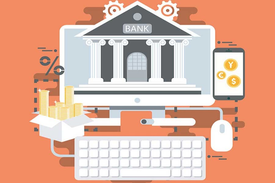 Centralised vs decentralised banking operations