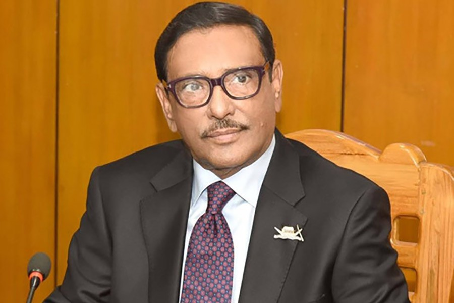 BNP finding excuses for boycotting polls: Obaidul Quader