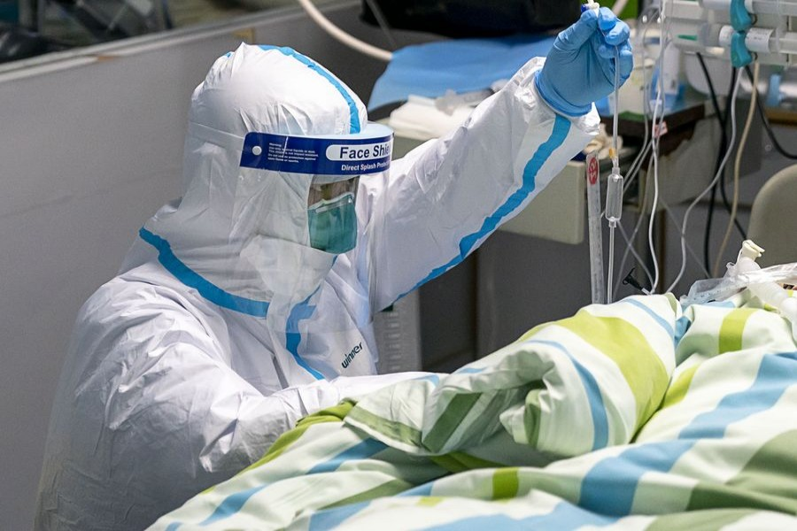 China to use best medical resources to reduce virus-caused deaths