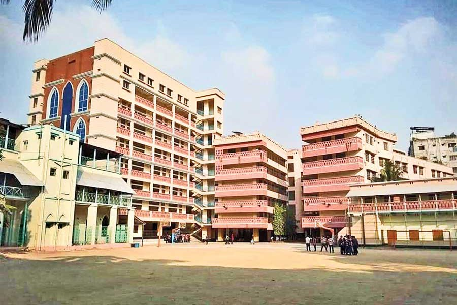 St. Gregory's High School and College