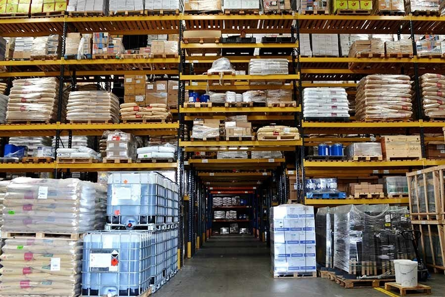 Bonded warehouse, an aid to export diversification