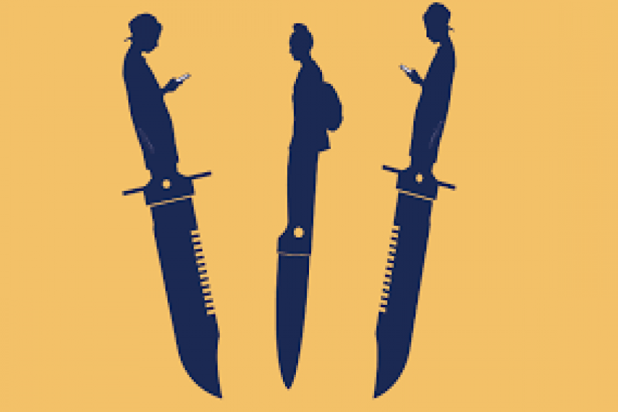 Combating knife crime with tougher sentences