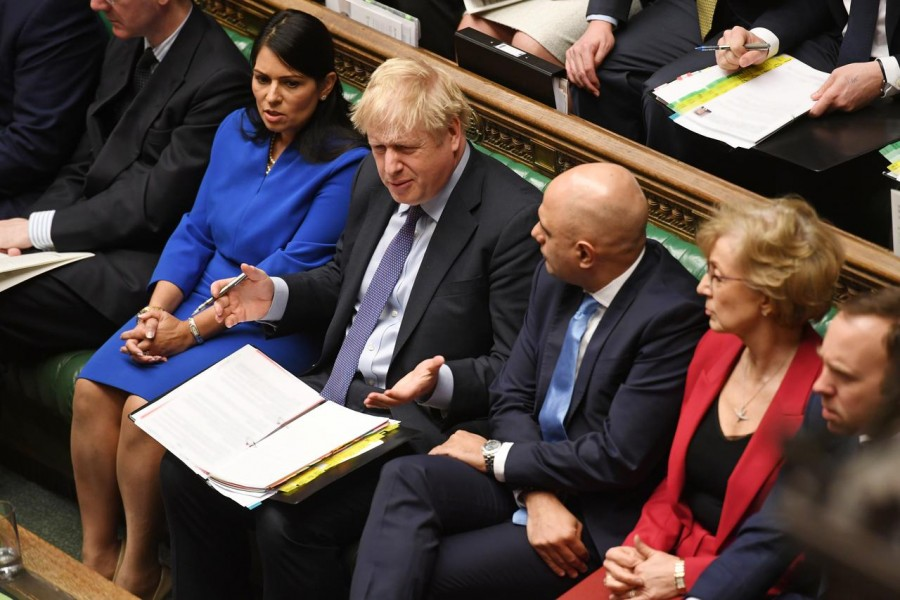Britain beyond Brexit, Johnson reshapes government