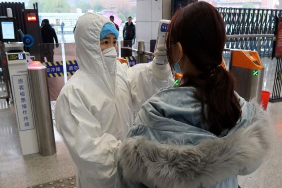 Coronavirus slows China's Belt and Road push