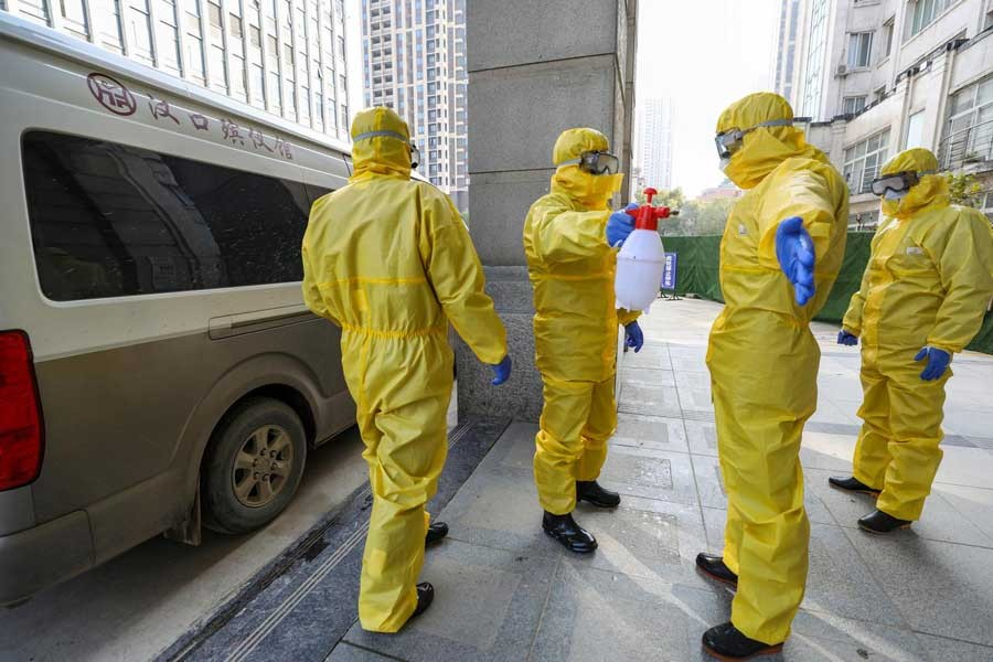 Too early to say whether virus threatens Olympics: WHO