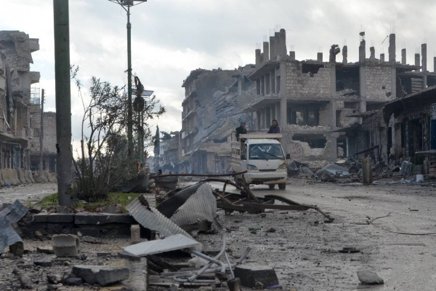 Syrian troops repel attacks of Turkey-backed militants
