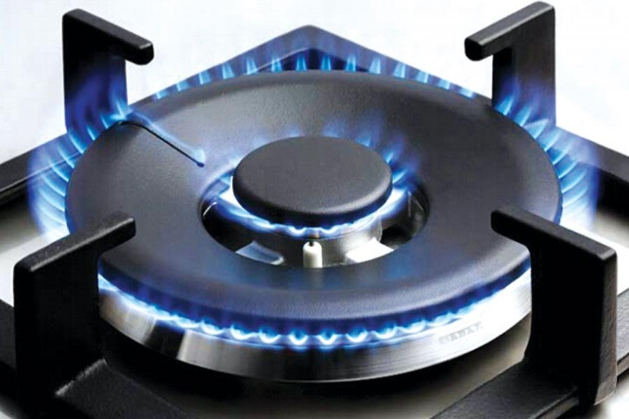 A gas burner — Collected Photo