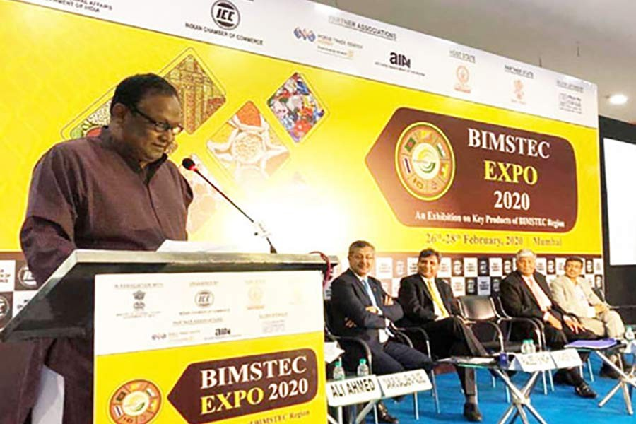 'BIMSTEC member states need FTA to boost regional trade'