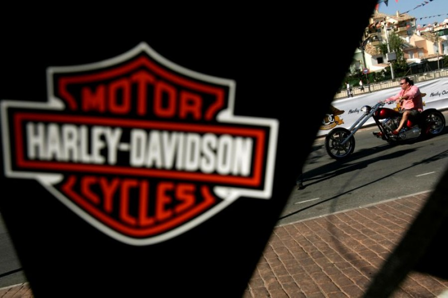 Levatich out as Harley-Davidson CEO; Zeitz named interim CEO