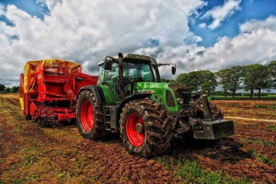 Release of fund for farm mechanization
