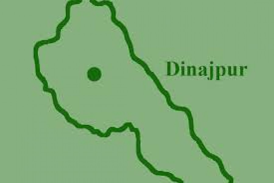 Two held for 'raping' eight-year-old girl in Dinajpur