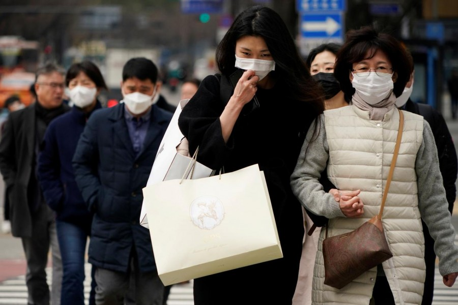 Korea reports more recoveries than virus cases for first time