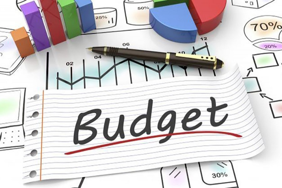 Budget deficit swells in five months