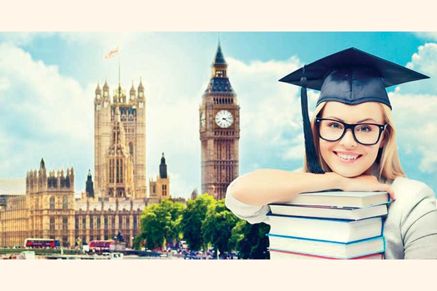 Applying for higher studies abroad