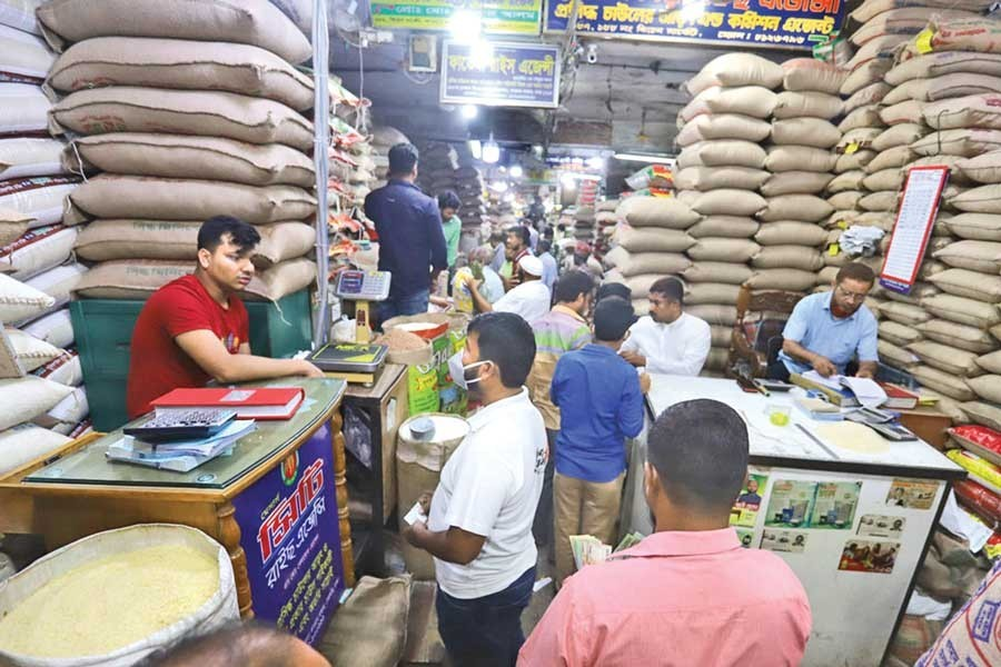 Rice prices soar to two-year high