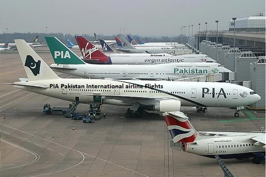 Pakistan suspends international flights for two weeks
