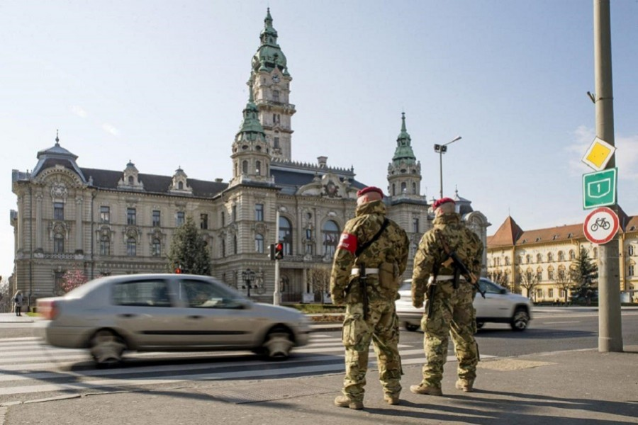 Hungary seeks indefinite extension to state of emergency