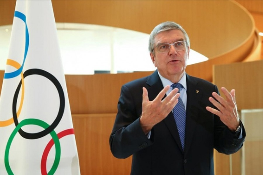 Rescheduled Olympics may come before summer 2021: Bach