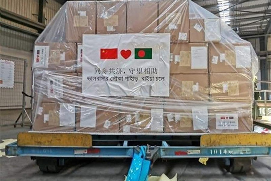 Chinese test kits not from questioned company: Embassy