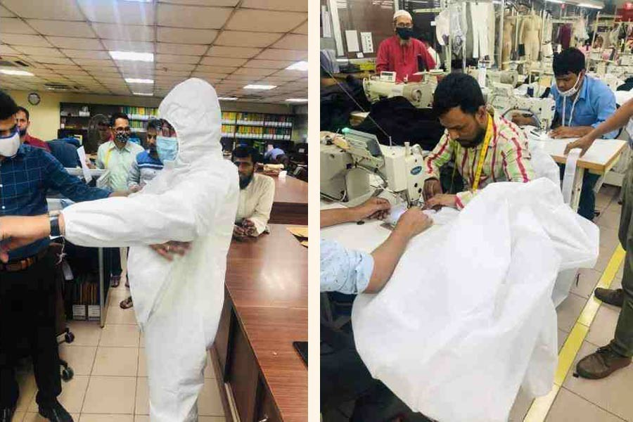 BGMEA wants to export PPE after meeting local demand