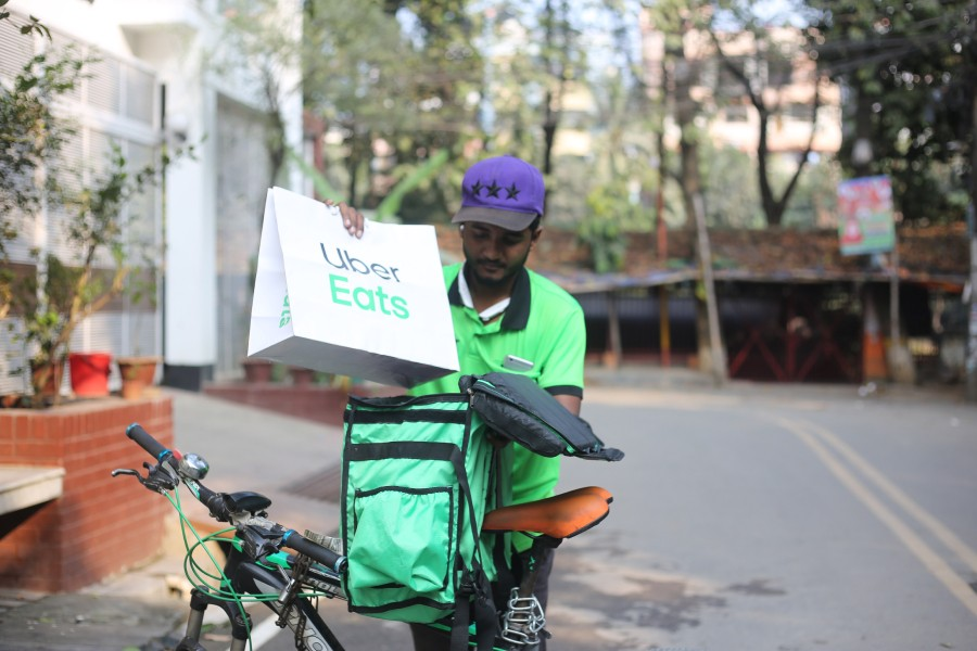 Online food delivery business takes a big hit