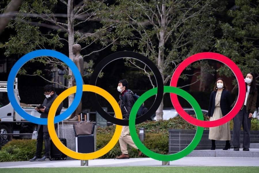 Olympics to begin on July 23 2021