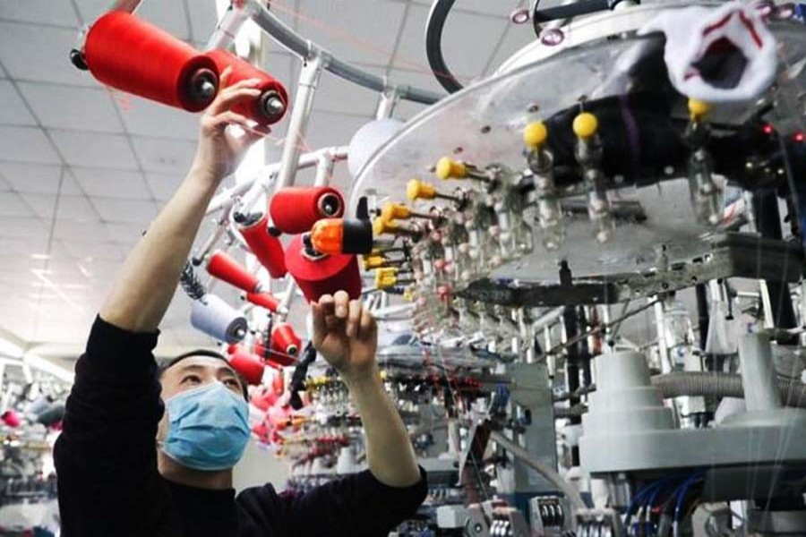 Japan factory output growth slows in Feb