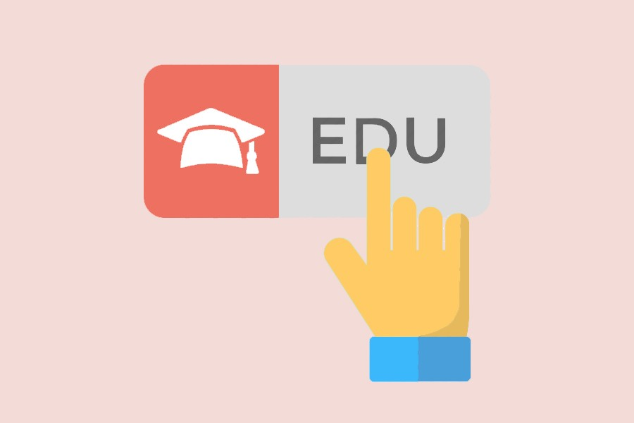 Internet-based educational technologies for students