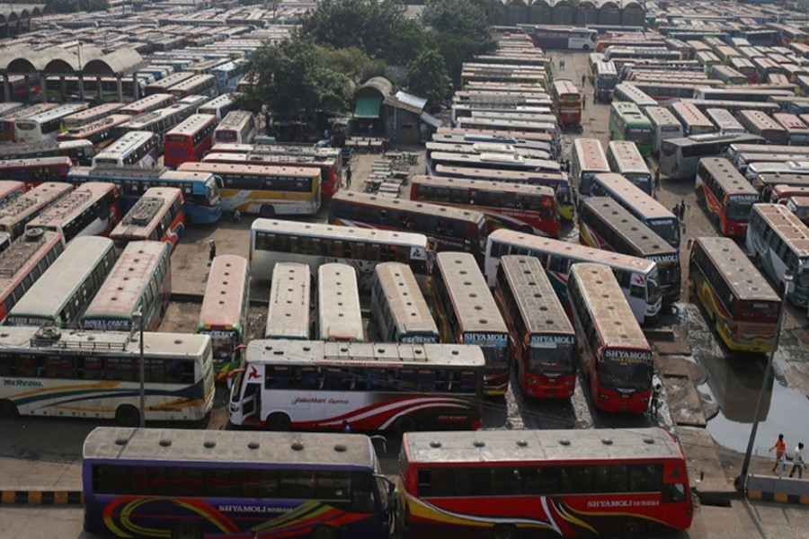 Transporters in dire straits amid nationwide lockdown