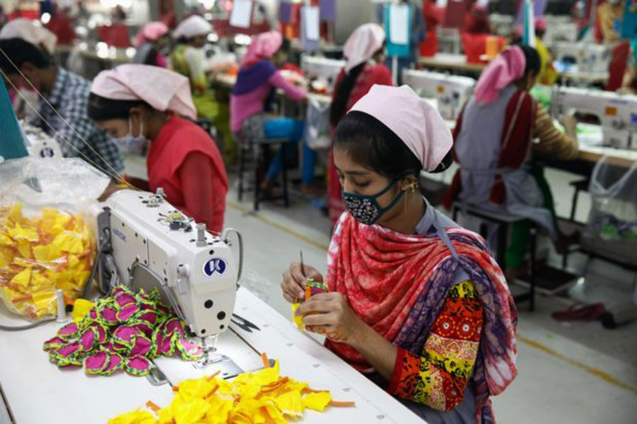 Many garment units operate defying order