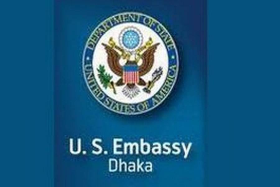 US embassy issues travel alert for its citizens in BD