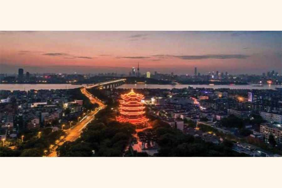 The strategists, the intelligence agencies, the think tanks had not foreseen what would end up igniting in a provincial market in Wuhan in China.  —Photo credit: UNESCO