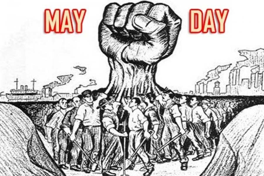 Commemoration of the May Day